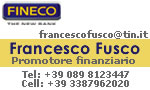 Positano Services e Shopping Francesco Fusco Fineco Financial Promoter in Positano Amalfi Coast