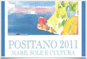 Mare, Sole e Cultura Positano 2011
