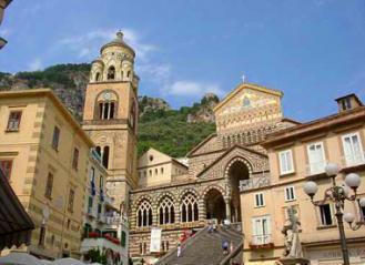 Sant'Andrea in der Osten und der Westen
