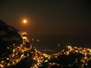 Du spielst mediterran in Positano