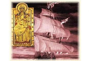 Ereignisse zu Positano in August Selige Jungfrau Maria in den Himmel angenommen