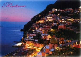 Positano website