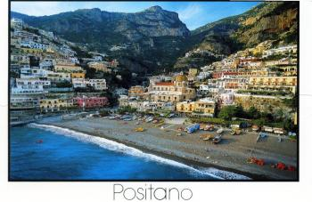 First May in Positano
