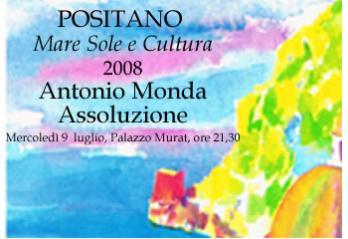 Antonio Monda - Assoluzione